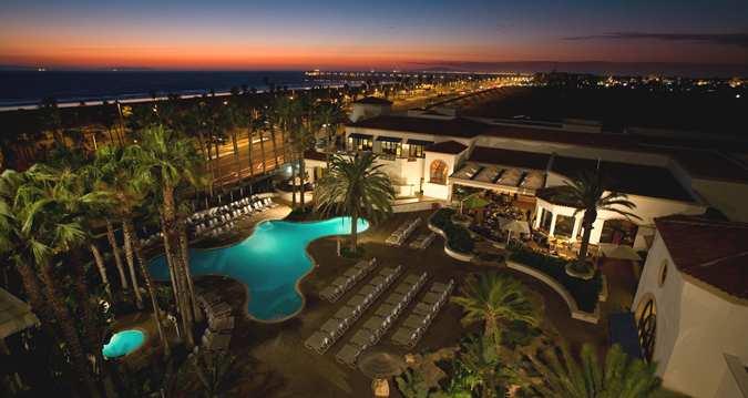 Hilton Waterfront, Huntington Beach, CA